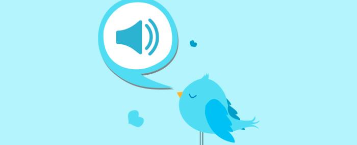 Twitter: impulsar conversaciones