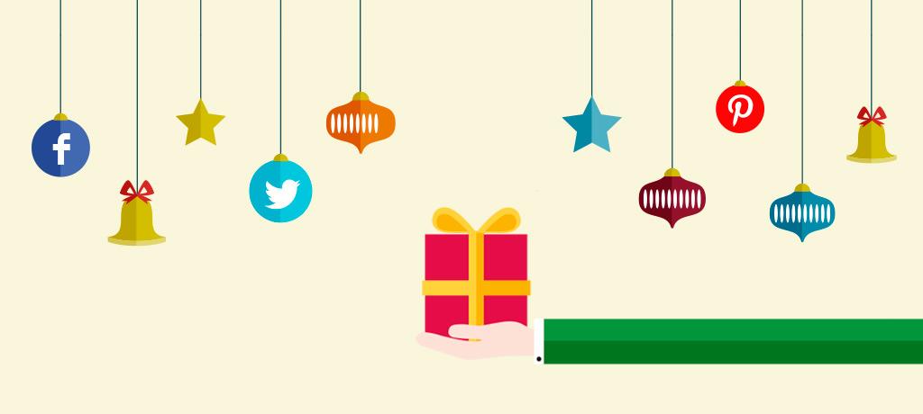 Cómo optimizar tu presencia en redes sociales esta navidad