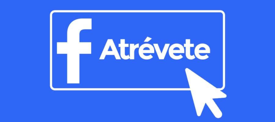 Facebook te llama a la acción