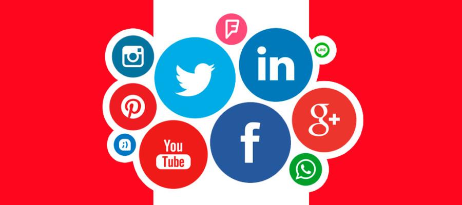 Redes Sociales en el Perú