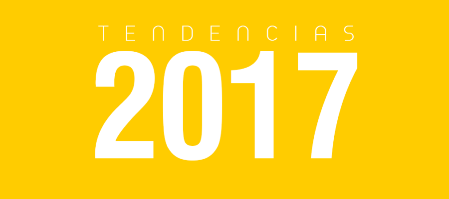 Tendencias en el diseño web 2017